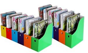 Evelots File Holder Set (12-Piece)