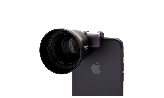 check out 4caae 5222a ExoLens with Optics by ZEISS Mutar 2.0x Asph for iPhone 7, 6s, 6s ...