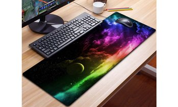 Extended Mouse Pad Large Gaming Mouse Pad- 35.4x15.7x0.12 inch