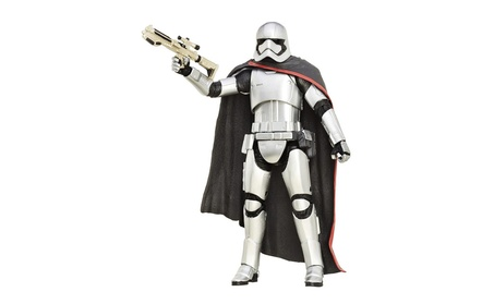 Star Wars: The Force Awakens The Black Series Captain Phasma Action 698c8164-74fc-4b6b-9568-7afa40301477
