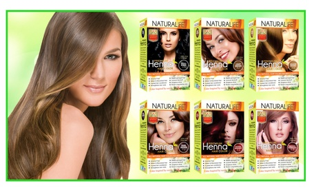 Naturalife Henna Hair Colors - Ammonia Free Herbal Hair Dye! 7471e0fa-4cae-4ffe-bff6-f7ba3d7218b1