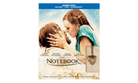 Notebook, The: Ultimate Collector's Edition Blu-ray / DVD Combo fe614243-353b-46f7-9624-a0f9e6da3911