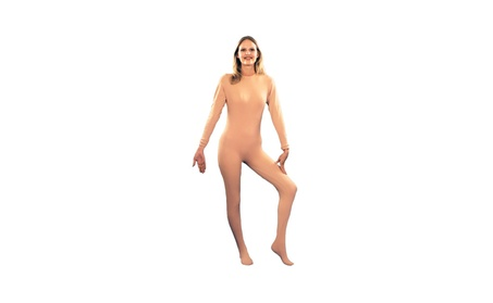 Morris Costumes Halloween Party Nude Body Suit b1e0199c-7ca9-42ff-8a6e-12a4f7a6e9bb