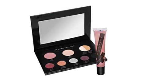MY VINTAGE GLAMS Lauren Luke Complete Make up Palette Eyes Cheeks Lips 11.4 oz. c82e57ae-5397-4e5a-aa18-406e3cc4372d