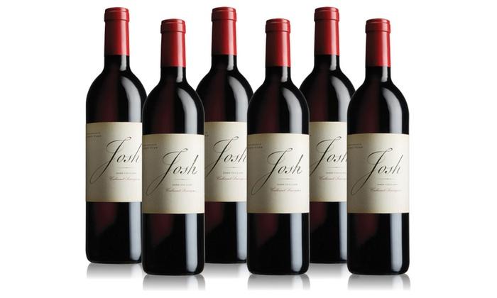 Josh Cellars Cabernet Sauvignon 6 Bottle Pack Groupon