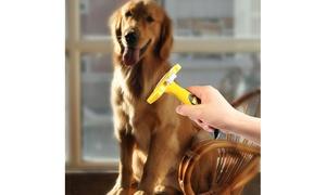 Deshedding Tool for Pets