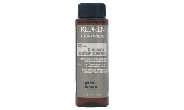Redken Camo Hair Color Ash Or Natural