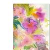 Sheila Golden Cascade Canvas Print