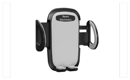 Beam Electronics Universal Smartphone Car Air Vent Mount Holder photo