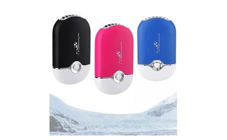 Porta Cooler Portable Air Conditioning USB Powered Personal Mini Fan 2d939d4e-865d-4189-8a10-1277381e1b35