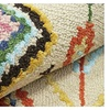 nuLOOM San Miguel Collection Hand Made Area Rug, Multi