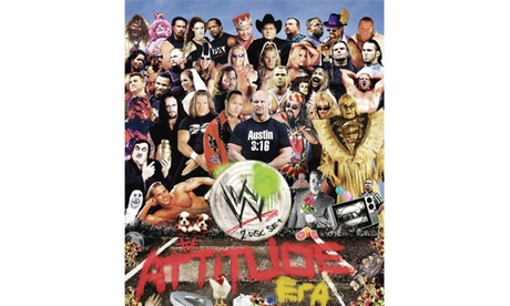 WWE: Attitude Era, The (2-Disc) (Blu-ray) acb4032b-79df-4f30-8235-de4d0fb03baf