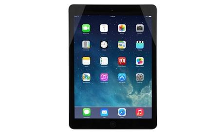 "Apple iPad Air WiFi Tablet with 9.7"" Retina Display (Scratch and Dent) 8ce90b43-6d97-435f-951e-c6ebaff4cbf0"