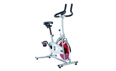 Advanced Sunny Health and Fitness Indoor Cycling Bike