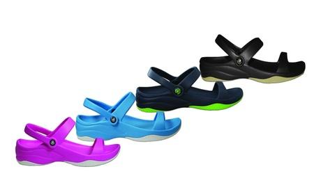 Dawgs Kids Premium 3-Strap Sandal with Rubber Soles 0a45920d-0cc6-4118-b690-ec06ffc9ccef