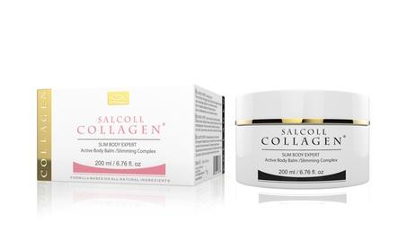 SALCOLL COLLAGEN Cellulite Fat Reducer Cream Post Pregnancy 200ml