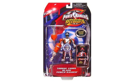 Power Rangers Operation Overdrive- Torque Force Black Power Ranger b6338d47-8e60-4731-86a7-71e5bfd897fa
