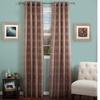 Lavish Home Maggie Curtain Panel Pair