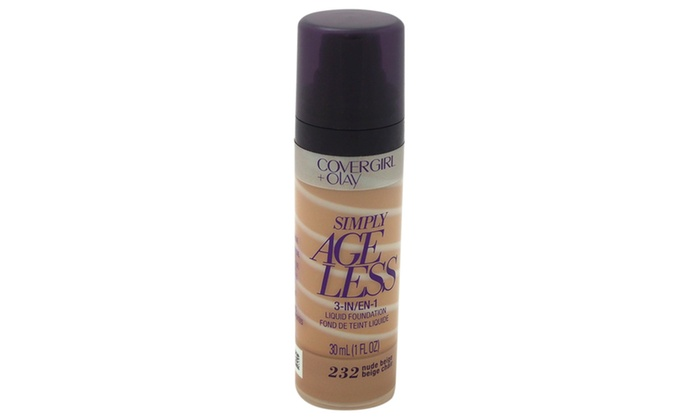 Covergirl olay simply ageless foundation coupons