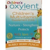 Children's Bubbly Berry Punch Multivitamin Drink
