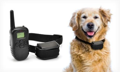 PetZoom Dog Training Collar with Shock Vibration 1e9c4b02-b588-460a-9055-d5e2c323435f