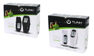 TLink Golf Bluetooth GPS Rangefinder Watch- Manufacturer Refurbished