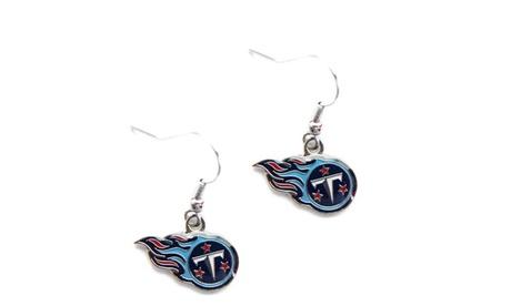 Tennessee Titans Dangle Logo Earring Set Charm Gift NFL 73aa39c1-daa4-4bc8-ab0b-df6b90b0e97f