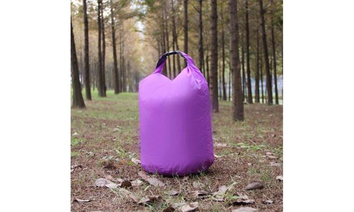SUPER LIGHT EASY DRY SACK WATERPROOF BAG FOLD BAG CANOE KAYAK 4-80L 3 Colours