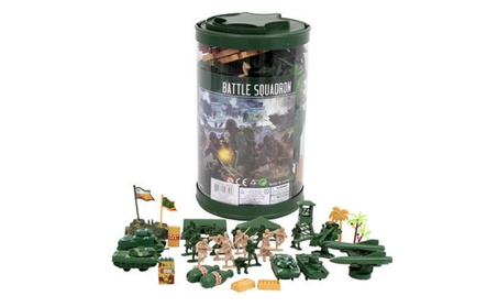 Battle Squadron 82-piece Play Set 111ce571-6978-4481-a7b5-ce986abd3102