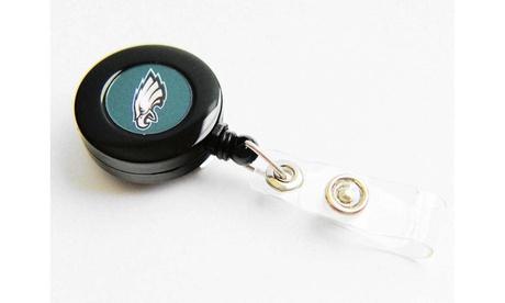 NFL Retractable Badge Reel Id Ticket Clip dce7ca4d-d22e-4b10-9438-833cd44adabc
