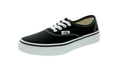 1e969ceb4a Shop Groupon Vans Kids Authentic Skate Shoe