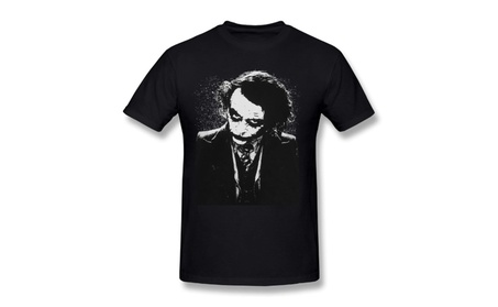GSWW Unisex Dark Knight Trilogy - Tshirts Dark Joker Black 0ad45b46-0b18-4646-8298-cb161de7f264