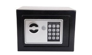 Durable Digital Electronic Safe Box Keypad Lock Home Security at Wmart, plus 6.0% Cash Back from Ebates.