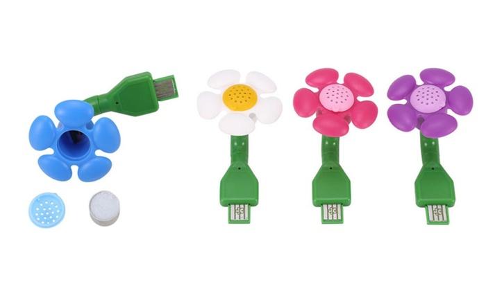 Unique Aroma Diffuser Mini USB Humidifier Mini And Compact Size