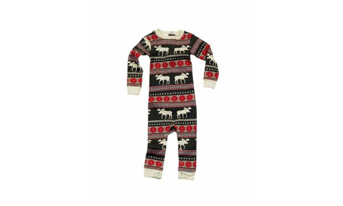 00d580e53 Family Matching Christmas Pajamas Pjs Sleepwear Sets For Family Baby ...