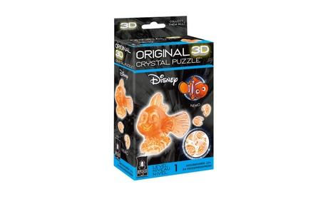 3D Crystal Puzzle - Disney Nemo: 34 Pcs 94e8c116-e8dc-4706-b3d1-1a6a4906bc60