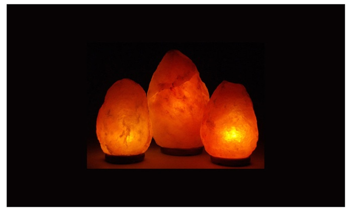 Up to 50 off on authentic himalayan salt crys for Authentic salt lamp