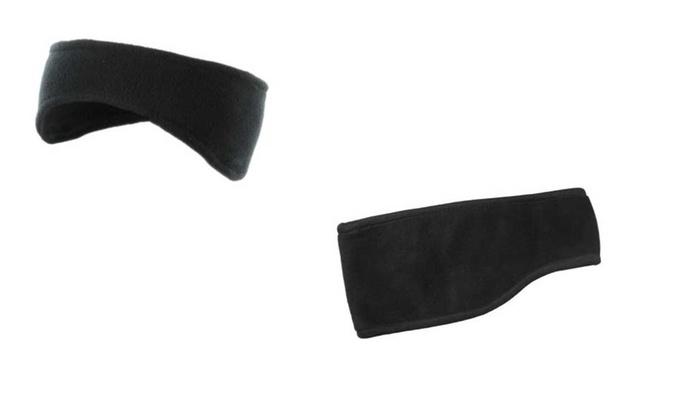 Cold Weather Unisex Earband Headband