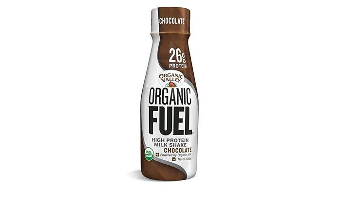Up To 16 Off On Organic Fuel Organic Milk Pro Groupon Goods