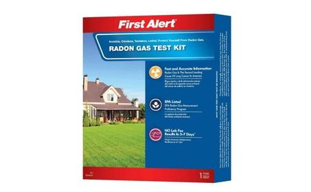 First Alert 6 Pack Bundle of Radon Test Kit 05fba7ff-cbb4-4ec3-a84b-deb9132ff7b3