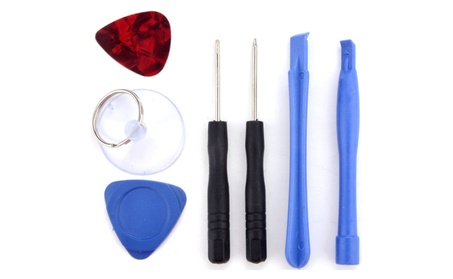 Generic 7 in 1Tools Repair Kit Opening Pry Screwdriver Set For iPhone 5b9cacba-710f-450c-b9ab-41aa81232bb1