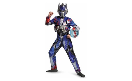 Transformers Age of Extinction Deluxe Optimus Prime Boys' Child 9a4473d3-6935-4251-9474-cfc959776ad0