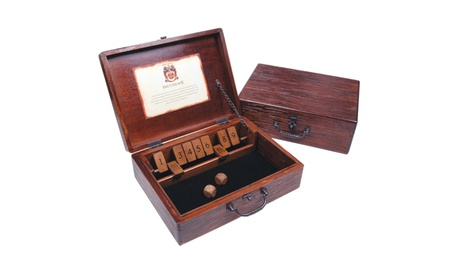 Shut the Box Signature Edition 1a1e3df3-2ce0-450b-8785-89c6c970dabc