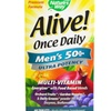 Nature's Way Alive! Once Daily Men's 50 Plus Multi-Vitamin