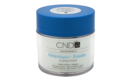 Retention + Powder Sculpting Powder - Bright White by CND for Women 0294bd94-e93f-4eef-bf3a-6d6443f7711f