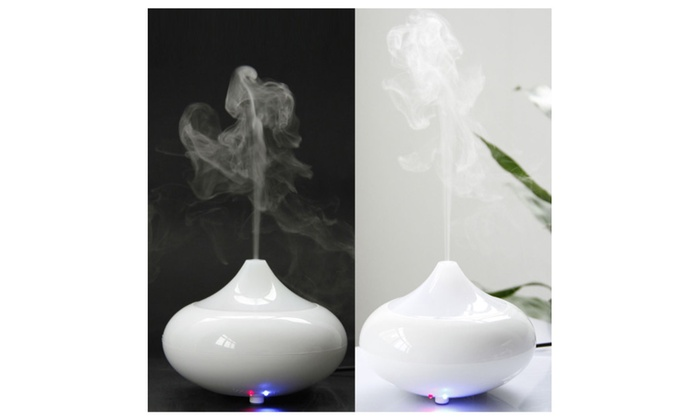 Air Humidifier LED Essential Oil Atomizer Ultrasonic Aromatherapy