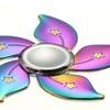 Rainbow Colorful Flower Fidget Spinner