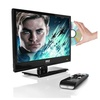 Pyle PTVDLED16 15.6 in. LED TV - HD Flat Screen TV
