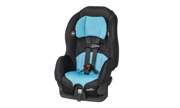 Evenflo Tribute LX Convertible Car Seat - Neptune | Groupon