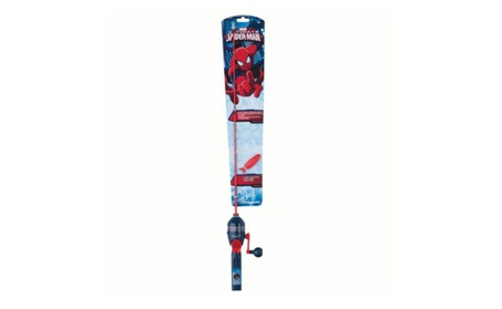 Youth Fishing Kits Spiderman 2ebef8e3-c240-42cd-9e6f-8644a47b287f